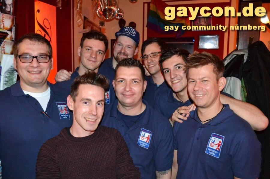 Karikatur schwuler Sexspiele